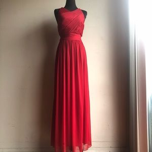 Alfred Sung sz 10 maxi  evening gown formal dress